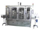 Máquina de rellenar del champú automático de la botella con la línea que capsula