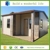 HOME modulares pré-fabricadas de baixo custo de China da qualidade superior