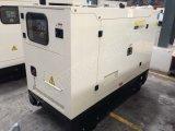 gerador 80kVA Diesel silencioso super com motor 1104A-44tg2 de Perkins