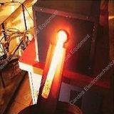 Machine industrielle de chauffage par induction d'IGBT avec le four en acier de pièce forgéee de Rod