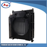 D12.42D01: De Radiator van het Aluminium van het water voor Dieselmotor