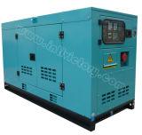 산업 & 가정 사용을%s 31kVA Quanchai 방음 디젤 엔진 발전기