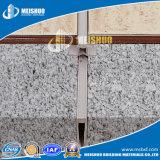 Junção do controle da telha da laje de cimento do assoalho