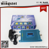 GSM980 qualité de servocommande de signal du répéteur 900MHz la meilleure avec le duplex importé