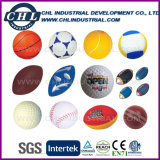 En71 Certified Polyurethane 6.3cm Diameter Toy Style Anti Stress Ball