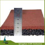 耐震性のゴム製床のマット、ゴム製タイル、体操のためのゴム製タイル