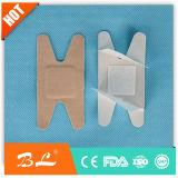 Emplastro elástico elevado Bandaids dos primeiros socorros do emplastro da ferida da tela