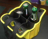 Sechs Dosen-Flaschen-Halter