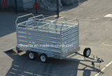 Cattle Crate Boxes Farm Trailer