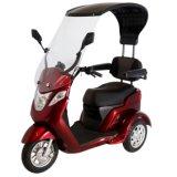 2016 scooter électrique de trois roues pour des handicapés