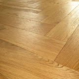 Walnuss-Herringbone Parkett-Holz ausgeführter Bodenbelag