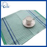 Do algodão da cozinha de chá de toalha toalha 100% de cozinha ajustada