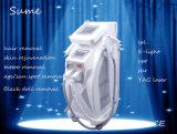 IPL Ndyag van de hoge Macht de Machine van de Verwijdering van de Tatoegering van de Machine van de Verwijdering van het Haar van de Laser