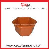Huangyanのプラスチック注入のプラント植木鉢型