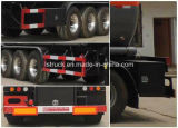 세 배 Axle 6 Tires 28000L Chemical Liquid Tank Semi Trailer