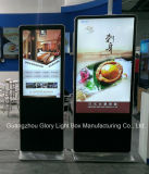 32 '' HD pieni WiFi 3G Digital Signage LED Display Screen