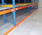 Any Pallet SizesのためのパレットFlow Rack Designed Suitable