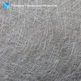 ガラス繊維の連続的なフィラメントの浮上のマット