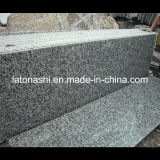Grande White Flower/Grey Granite Kitchen Countertop per Building Decoration Material