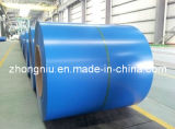 La couleur bleue de vente chaude enduite a galvanisé l'enroulement en acier