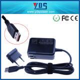 adattatore di potere del computer portatile di 40W 20V 2A per il USB Yogo 3 di Lenovo