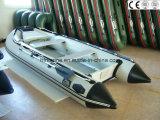 PVC/PVC Material//Hypalon/Hypalon materielles aufblasbares Segelboot (HSD 2.3-4.6m)