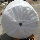 Tissu tubulaire coloré bon marché de sacs tissé par pp