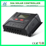 50A LCD Controlemechanisme van de Lader van de Vertoning het Zonne (qwp-SR-HP2450A)