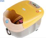 Máquina del moldeo a presión del cubo del baño del pie