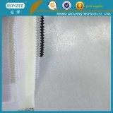 Non-Рециркулируйте Interlining волокна 100%Polyester связанный прилипателем для крышки
