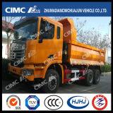 JAC 6 * 4 Dump Truck com Cimc Huajun Cargo Body