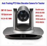 Cámara video del IP de la vigilancia de la educación de la persecución automática PTZ para el profesor y el estudiante