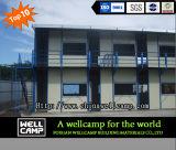 Edificio prefabricado del panel de emparedado de la fuente de la fábrica de Wellcamp