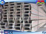 Viga de la construcción laminada en caliente Ss400/del acero estructural I (FLM-RM-028)