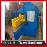 Achat en roulis de dépliement de plaque hydraulique de la Chine formant la machine