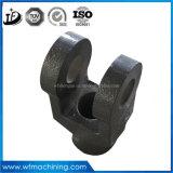 CNCの旋盤が付いている熱い鍛造材の炭素鋼のフォークリフトの水圧シリンダの部品