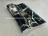 공장 가격 중국은 PVC에게 장식적인 대리석 돌 생산 라인을 만들었다