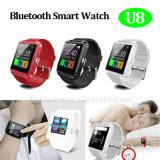 Slimme Horloge Bluetooth het Van uitstekende kwaliteit van de manier met Veelvoudige Functies (U8)