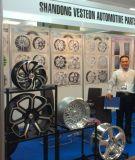 L'aluminium concave de chassoir du Japon borde la roue d'alliage de véhicule