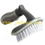 Pinceau de nettoyage de véhicule de balai de roue de balai de pneu de véhicule (JSD-Q0025)