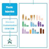 Stampaggio ad iniezione di plastica cosmetico personalizzato della bottiglia dei prodotti della medicina del contenitore liquido di plastica della bottiglia