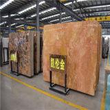 지면 도와를 위한 아름다운 Typle 금 대리석 석판