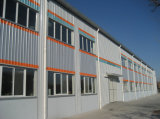 La Cina ha prefabbricato il gruppo di lavoro chiaro della struttura d'acciaio (KXD-SSW96)