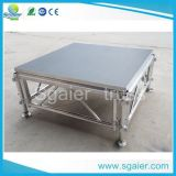 Sale Aluminum Portable Stage에 나무로 되는 Stage Portable Stage Portable