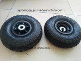 De Verkoop van de fabriek direct het Pneumatische RubberWiel van 10 Duim met Uitstekende kwaliteit