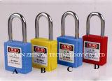 Замыкания Tagouts Xenoy стальные сережка G01 и тело ABS с подгонянными цветами