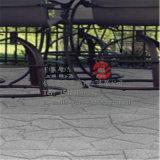 Grand dos extérieur enclenchant Rubber&#160 User-Résistant ; Tuile en caoutchouc de jardin d'enfants de tuile