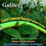 Tuyau flexible superbe de l'eau de tuyau de jardin de la Galilée de tuyau de jardin
