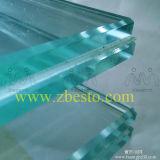 8mm, 10mm, 12mm, 15mm barato mampara de ducha de cristal templado de seguridad