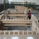 190cmの二重ノズル単一ポンプWaterjet編む織機の織物機械